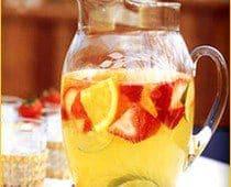 Recipe for Sangria LeBlanc