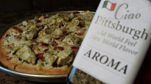 Artichoke Pizza Recipe