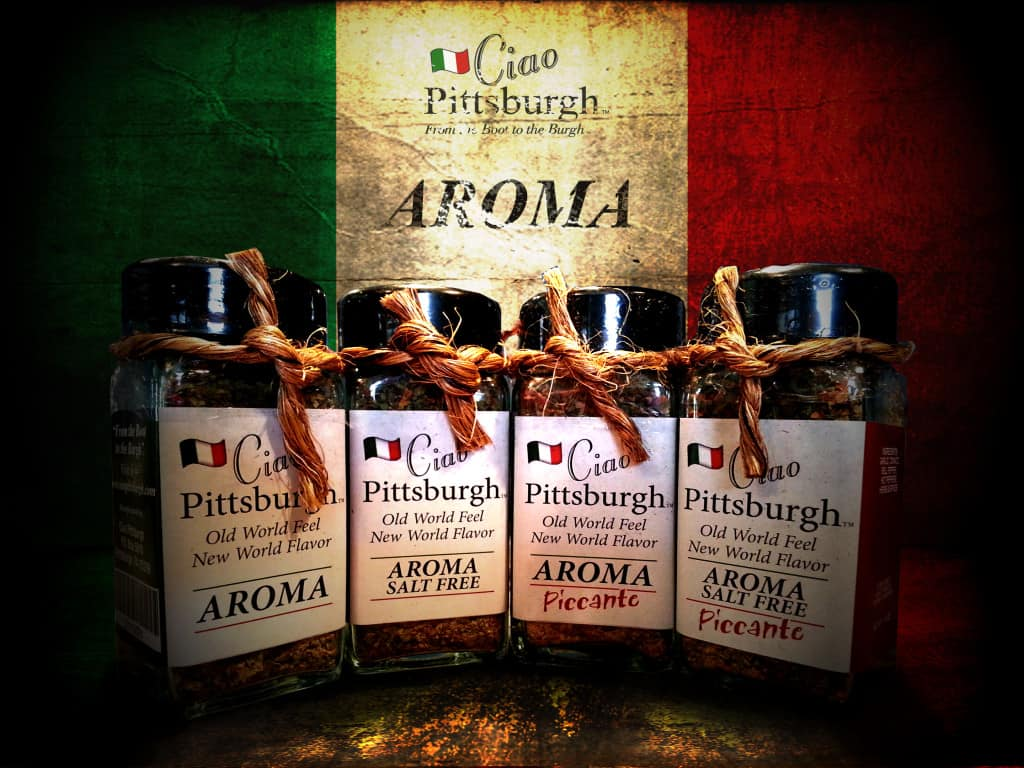 Italian Seasoning, Spicy Italian Seasoning, Piccante Seasoning, Ciao Pittsburgh Aroma, Salt Free Italian Seasoning