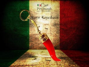 Ciao webpage product template (Horn Keychain)