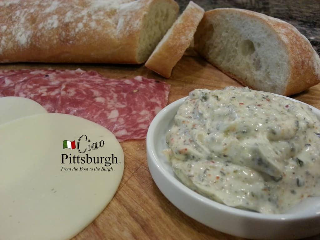 Ciao Aroma Sandwich Spread