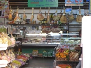 A Deli in Amalfi