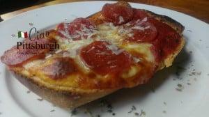 Aroma Ciabatta Bread Pizza