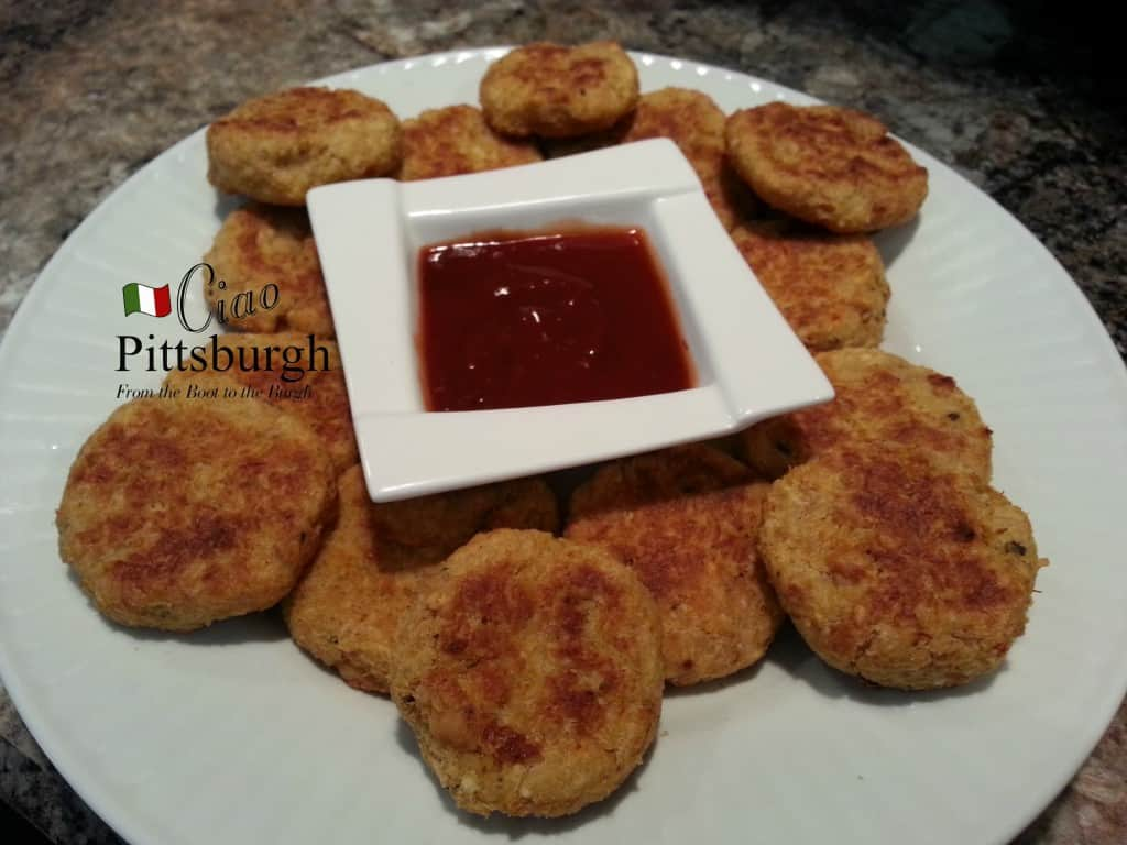Ciao Aroma Crab Cakes