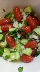 tomato & cucc salad3