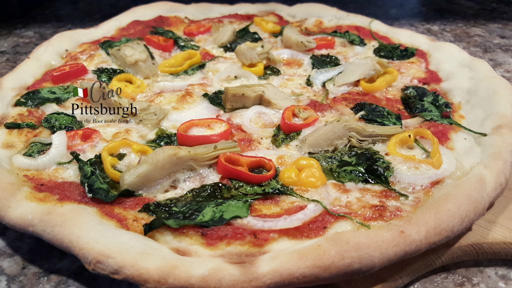 Thin Crust Pizza Recipe, Pittsburgh Pizza