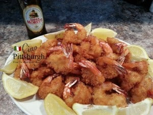 Ciao Aroma Beer Battered Shrimp