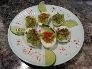 Ciao Aroma Guacamole Eggs