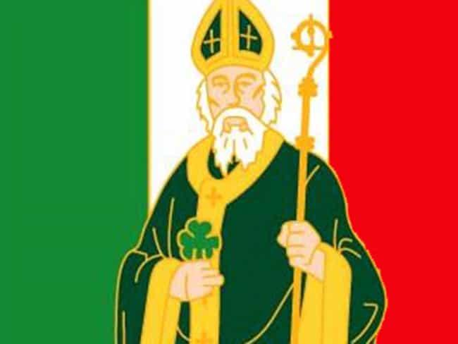 MI-Saint_Patrick_flag