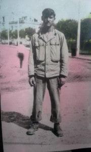 Albert in Algiers, Africa