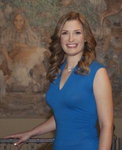 Mary Tedesco, co-host of Genealogy Roadshow