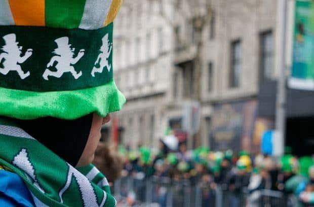 Celebrating St. Patrick's Day in Dublin