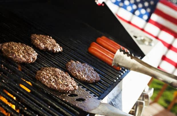 Celebrate the Fourth of July at Home
