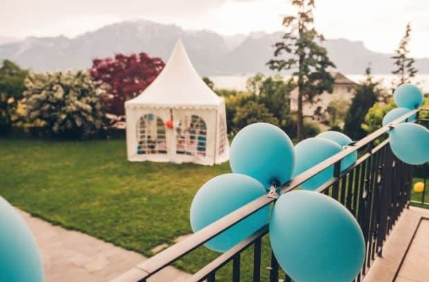 3 Tips for Making Your Outdoor Party Truly Unique