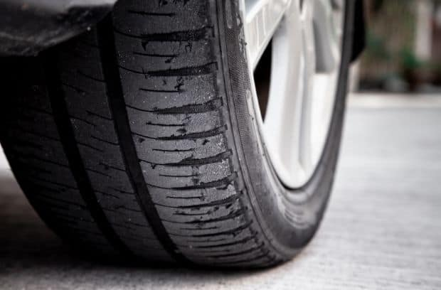 The Dangers of Traveling on Worn-Out Tires